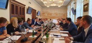 Николай Алексеенко принял участие в заседании Комиссии по строительству  и жилищной политике РСПП