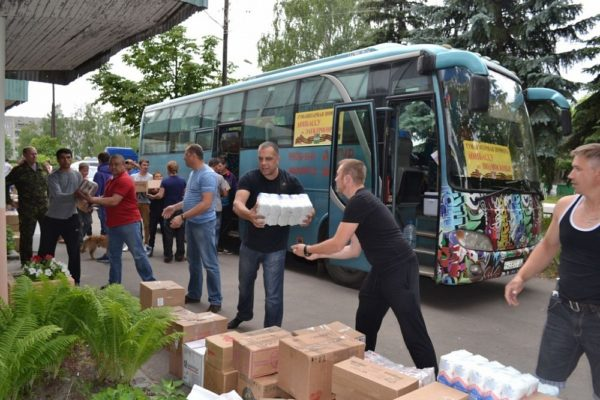 Gumanitarnaja pomoshh Donecku (6)