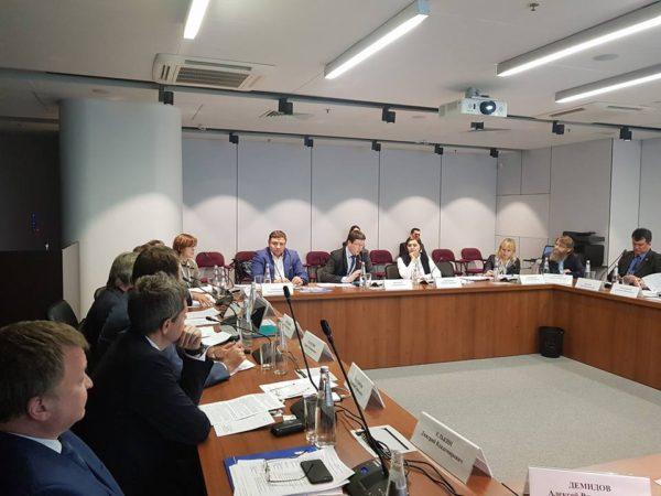 Николай Алексеенко избран председателем Комиссии Общественного совета по Повышению открытости деятельности Росреестра