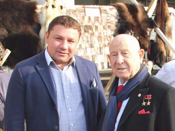 ООО «Геопроектизыскания» активно участвует в деятельности Русского географического общества.