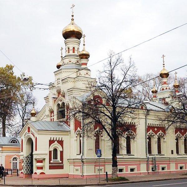 церковь нижний