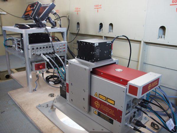 Оборудование: сканирующие системы