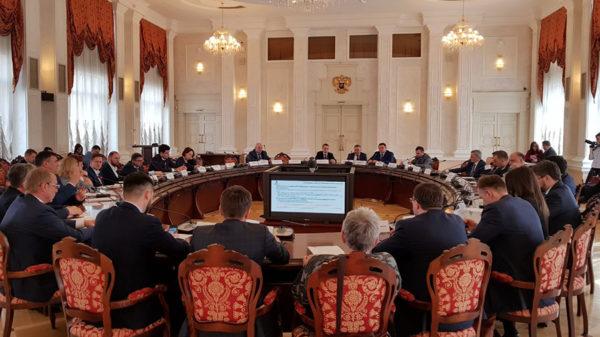 Заседание Комитета по строительству «Опоры России». Николай Алексеенко о влиянии системы саморегулирования на строительную отрасль